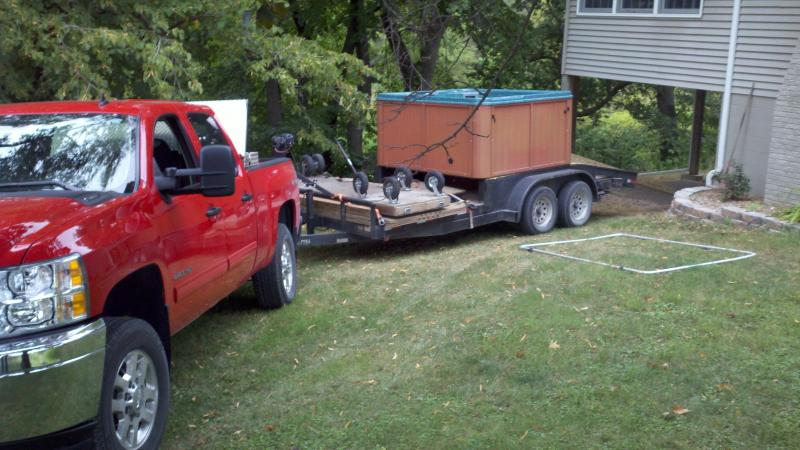 How to Get Rid of Hot Tubs in Louisville