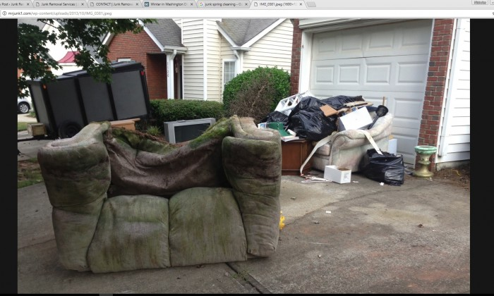 Junk Removal in Washington DC | A Junk Removal Company
